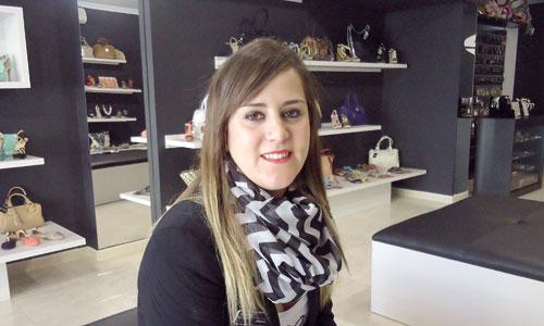 Jessica Luna, dueña de la tienda de moda She is. / Foto: J.F.J.