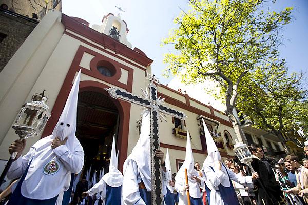 Hermandad de Los Negritos. / Foto: Carlos Hernández