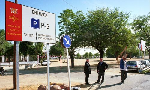 parking Feria