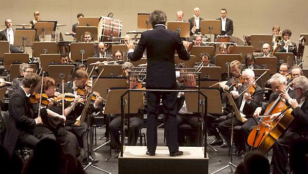 Orquesta Sinfónica de Sevilla. / J.M.Paisano
