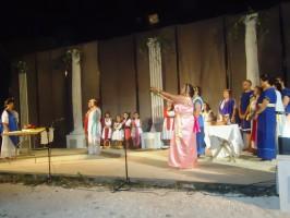 teatro - ii romanorum festum ventippo