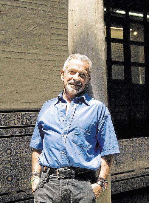 El bailarín, coreógrafo y director Víctor Ullate. / Foto: Efe