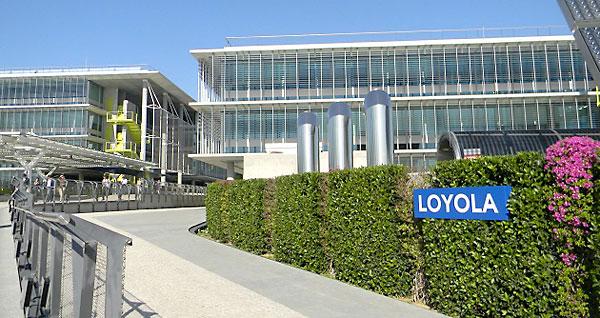 Universidad Loyola Andalucía en Sevilla.