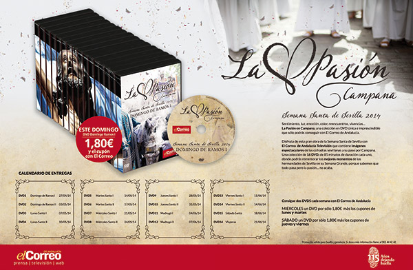 web - Doble DVD Coleccion Semana Santa