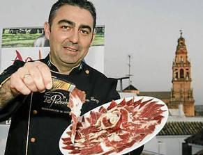 Los productos ibéricos de la sierra destacan en la gastronomía cordobesa.