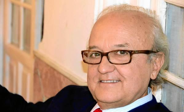 El portavoz vecinal, José Luis Villalobos, lleva los asuntos relacionados con la Alfalfa dentro de la asociación Torre del Oro-Centro Histórico. / El Correo