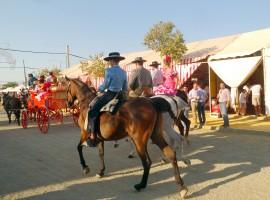 2013 Feria de Lebrija 2