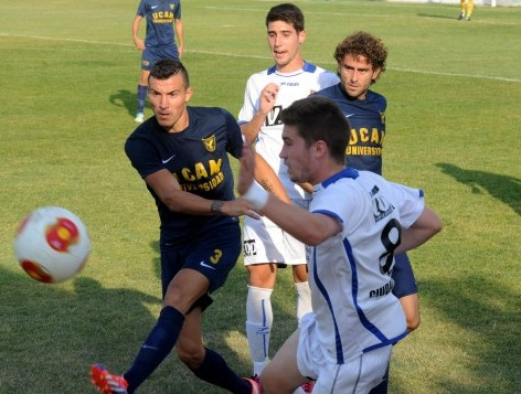 11-05-14 SAngonera el Mayayo Ucam - Huercal Overa Futbol