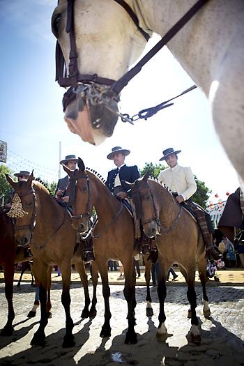 Ambiente del jueves en la Feria. / Foto: Pepo Herrera