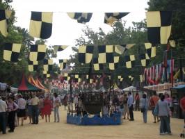 Alcalá tendrá una cita con el Medievo este fin de semana. Foto: El Correo
