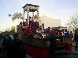 Cabalgata de Reyes Magos 2014 -2