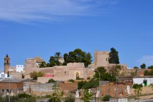 Panorámica del Castillo de Mairena del Alcor. Foto: El Correo
