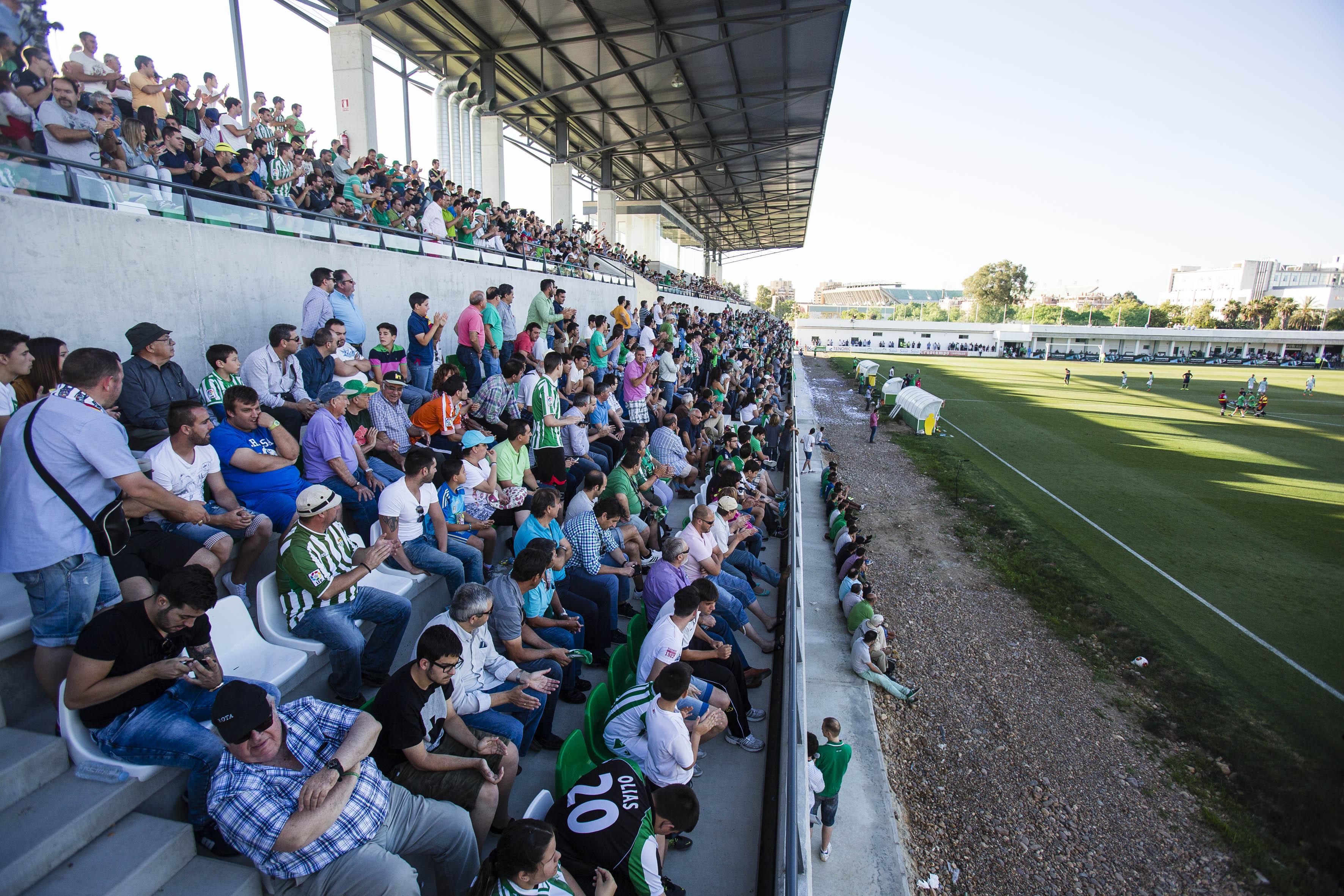 Sevilla, 25/05/2014 Partido Betis B - Murcia, de la fase de ascenso a