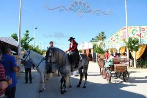 Feria de Paradas