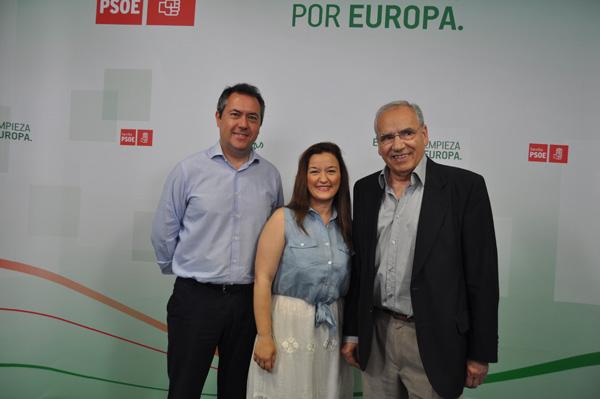 Imagean PSOE