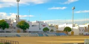 Instalaciones deportivas en el barrio de las Beatas. Foto: El Correo