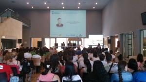 Alcalá celebró la Jornada de Empleabilidad 2014 con unos 100 participantes. Foto: Helena Peña