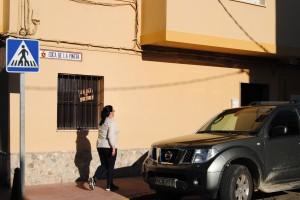 El cambio de nombre de la avenida Coca de la Piñera, motivo de controversia. Foto: María Montiel