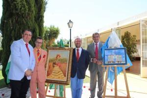 Momento de la presentación de las novedades de la feria de Alcalá. Foto: El Correo