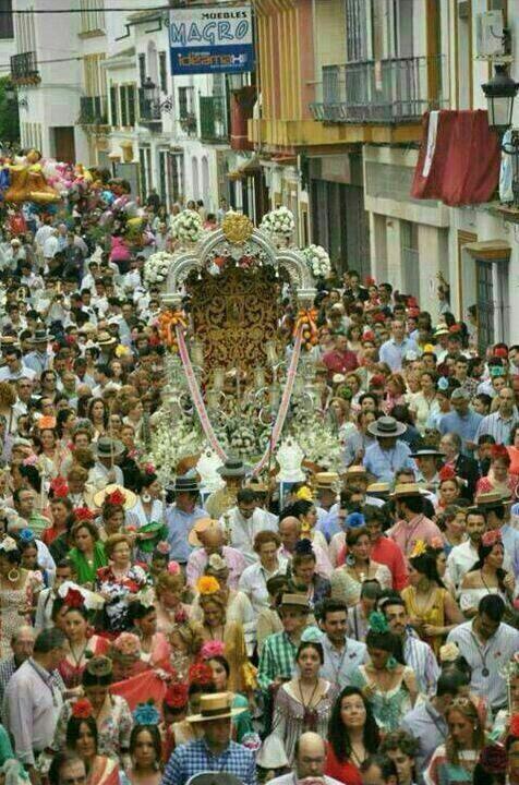 ROMERIA NTRA SRA DE AGUAS SANTAS DE VILLAVERDE DEL RIO (1)