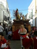 S. SANTA (La Borriquita) CAZALLA