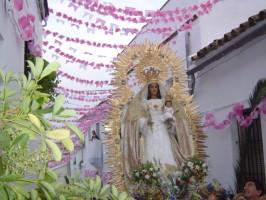Salida Patrona barrios1