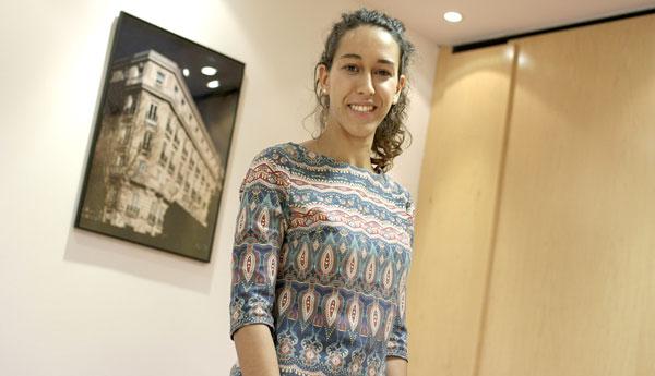 Sara Yuste será a partir de septiembre una de las terapeutas de la Asociación de Rehabilitación y Prevención de la Afasia (ARPA).