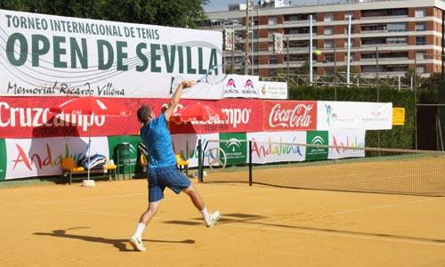 Semifinales Tenis Copa Sevilla