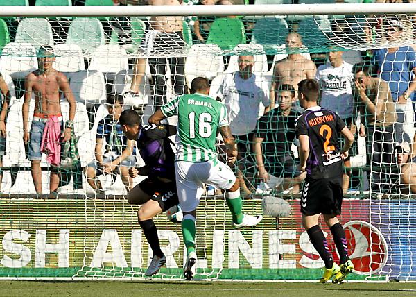 Real Betis - Real Valladolid. / Ramón Navarro