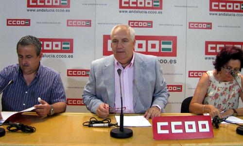 Carbonero pide garantizar el sistema de la dependencia