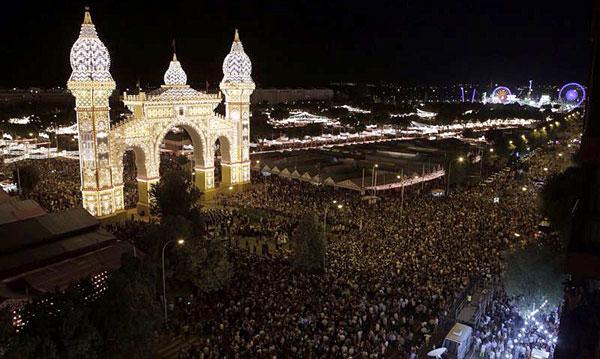 Feria de Abrtil 2014. / Foto: Pepo Herrera