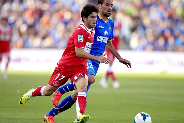 Getafe CF - Sevilla FC. / EFE