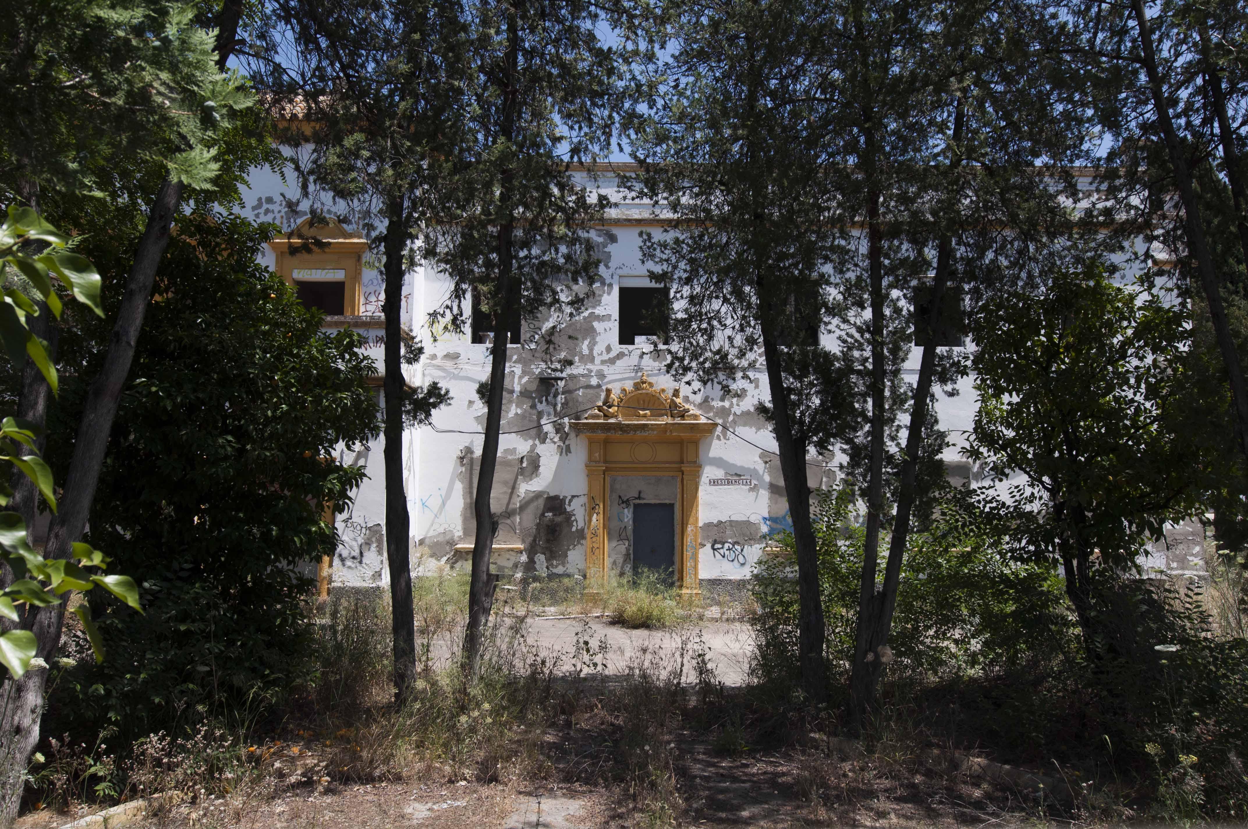 Hospital Militar. / J. M. Paisano