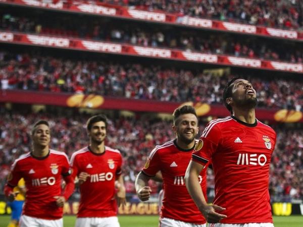 El Benfica, con más hambre de títulos que nunca (Efe)