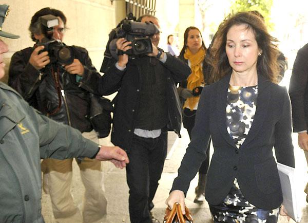 La jueza Alaya. / EFE