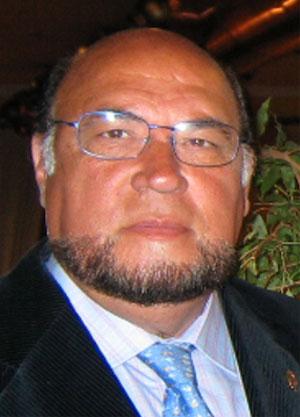 Manuel Melado Prado, pregonero de la Velá de Triana 2014.