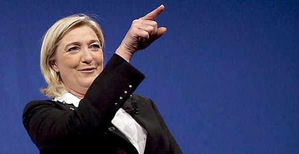 Marine Le Pen gana en Francia, según los primeros sondeos (EFE)