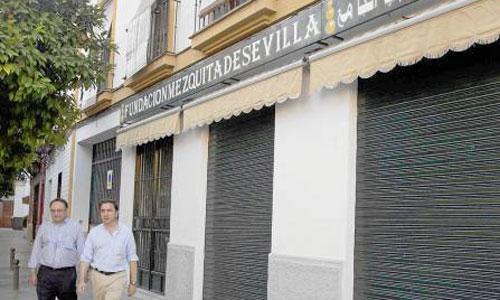 La sede más grande de la comunidad islámica en Sevilla está desde hace años en Ponce de León. / Foto: M. Montilla Guardiola