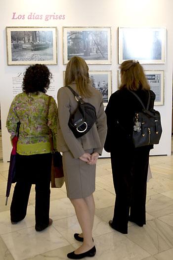 Exposición 'Parque Centenario' del Parque de María Luisa. / Foto: Pepo Herrera