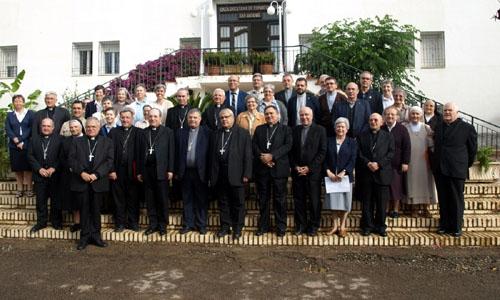Los obispos andaluces reunidos en Córdoba