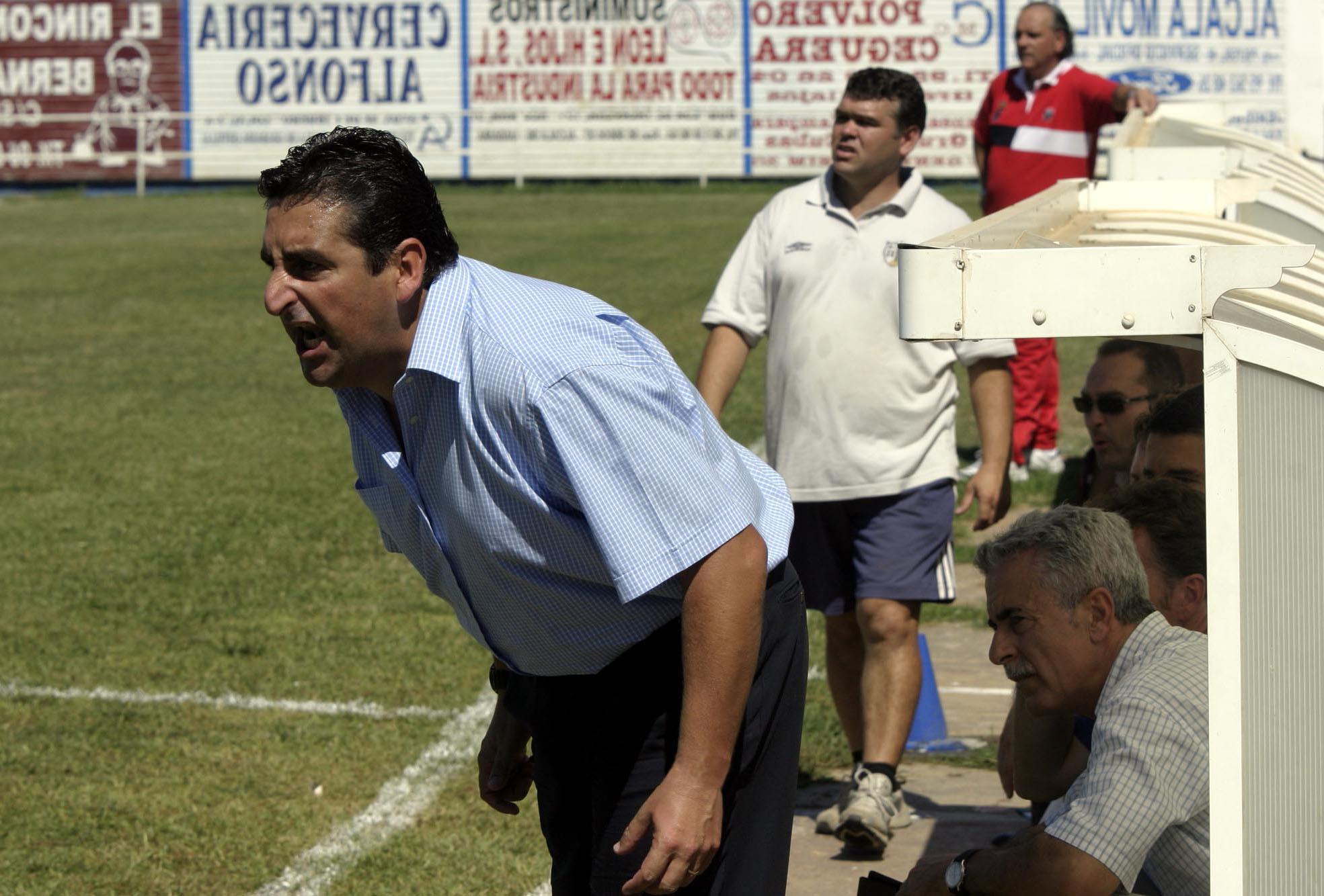 Pedro Buenaventura es el nuevo jefe de la cantera verdiblanca / Real Betis