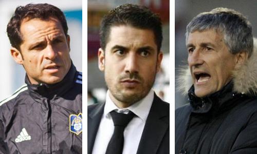 posibles entrenadores Betis