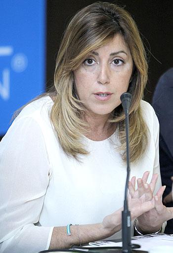 Susana Díaz. / EFE