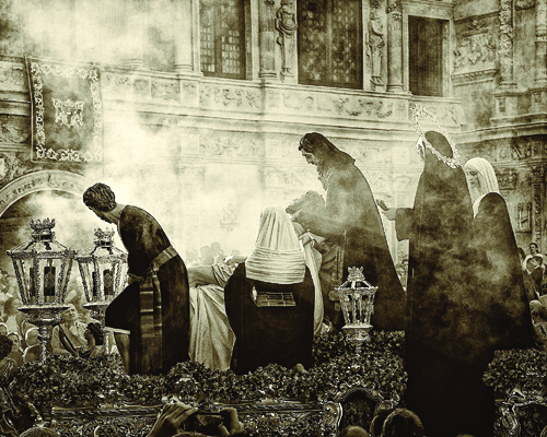 Tercer premio. Título: Santa Marta. Autor: Eva Ortega Cabrera