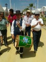 tio tambor feria 2012
