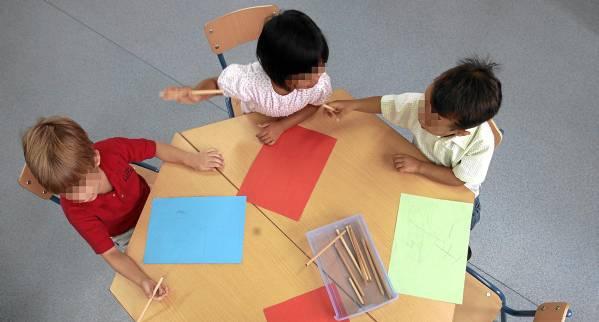 La oferta de puestos escolares para menores de tres años en el próximo curso rondará las 95.000. / Javier Díaz
