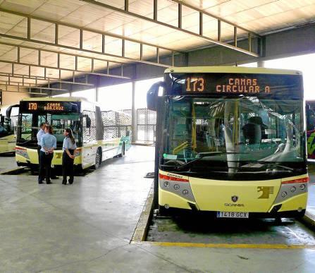 Al Consorcio Metropolitano de Transporte de Sevilla pertenecen 45 municipios.