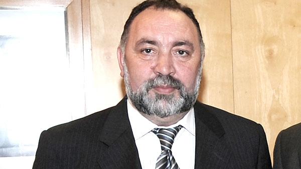 Francisco Rodríguez, Alcalde de San Nicolás del Puerto.