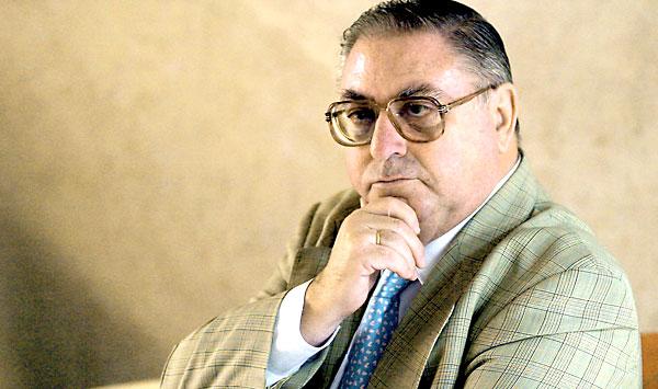 Luis Navarro, una referencia fundamental para los americanistas. / Javier Cuesta