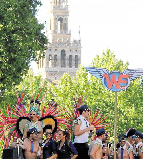 El lema de este año es 'Por la igualdad de derechos en la diversidad'. Foto: José Luis Montero